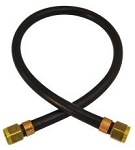 20' High Pressure Gas Hose