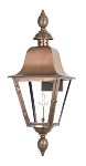Belmont 30 - Copper Gas Light