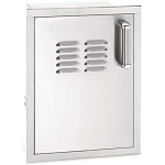 Fire Magic - F- Flush Mount - Vertical Access Door/Tank Drawer Louvers
