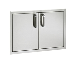 Fire Magic - Flush Mount - Double Access Doors