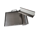 RCS Gas Grills - Dual Plate Griddle - RSSG4