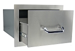 RCS Stainless Steel Single Drawer