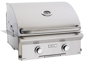 "AOG - 24"" Built-In Grill w/ Lights"