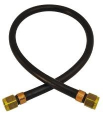 12' High Pressure Gas Hose