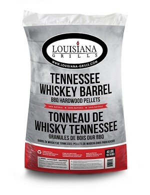 Wood Pellets - Tennessee Whiskey Barrel - 20LB