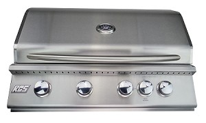 RCS RJC32a Built-in Grill Head
